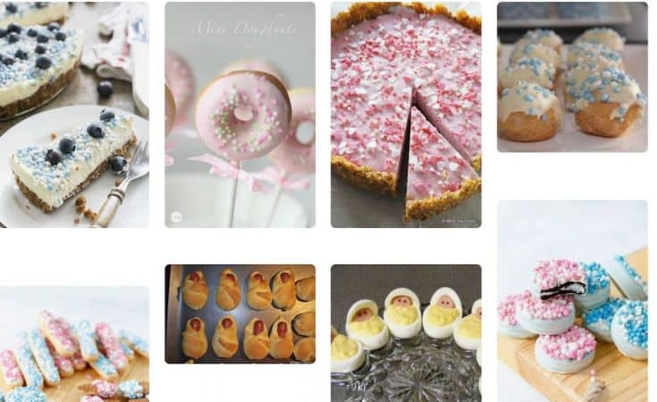babyshower hapjes ideeen tips
