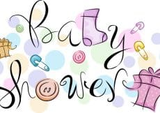 babyshower organiseren tips