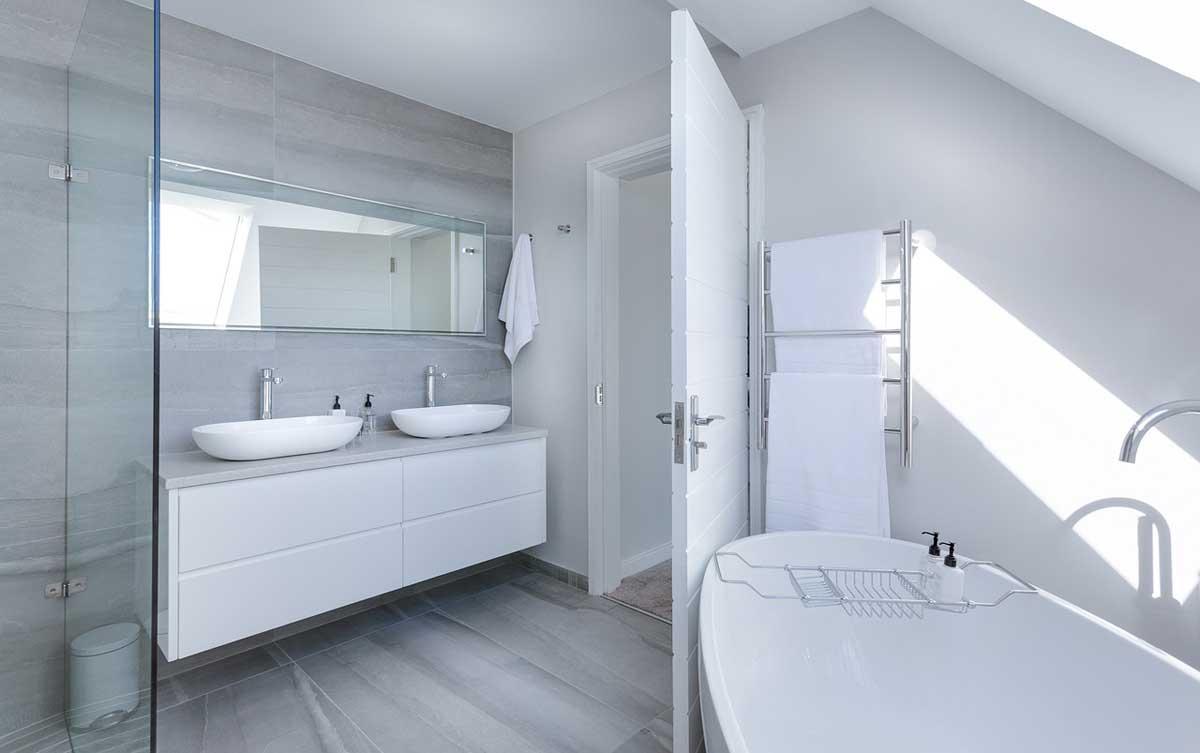 Tips Badkamer Verbouwen : Badkamer verbouwen voor de baby ▷ veiligheid en tips