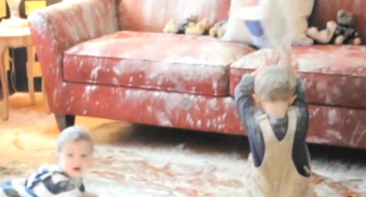 kindvriendelijk bankstel met wasbare hoes
