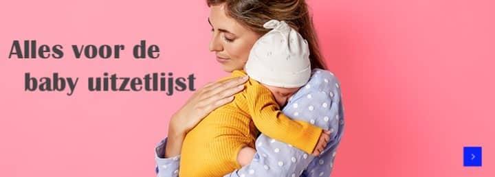 banner baby uitzetlijst