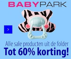 banner babypark sale