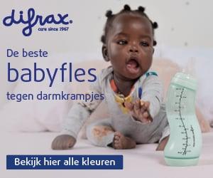 Beste babyfles difrax banner