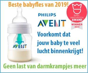 beste babyfles banner