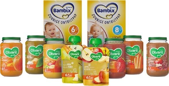 beste babyvoeding potjes
