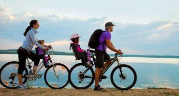 beste fietsstoeltje om veilig met je baby te fietsen