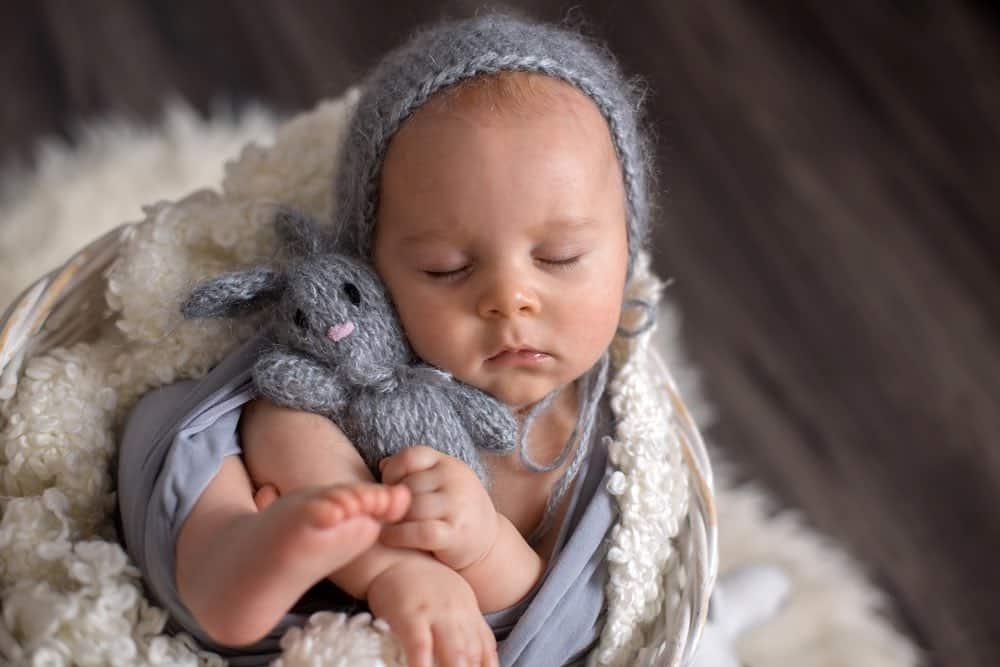 beste knuffels met baarmoedergeluid