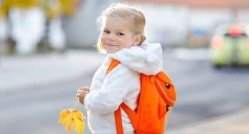 beste leukste schooltas voor een peuter