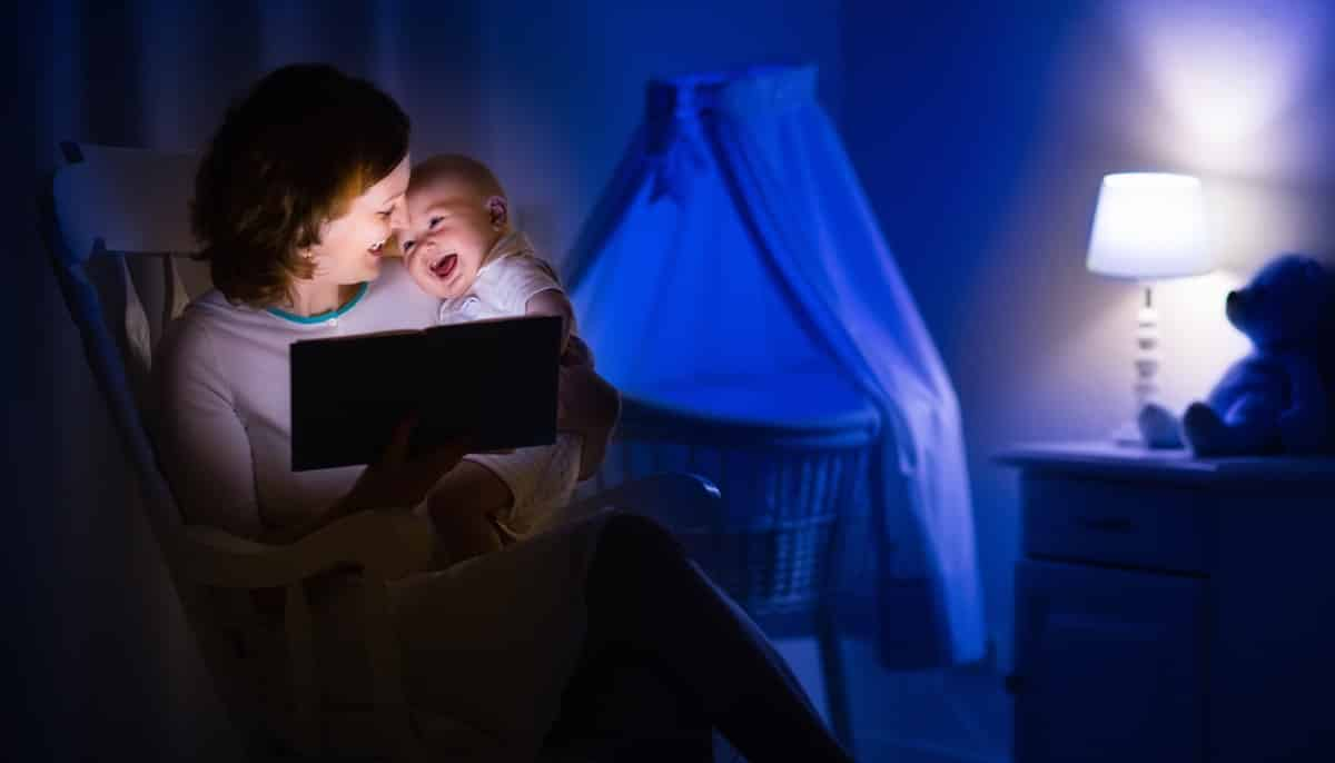 beste verlichting voor de babykamer