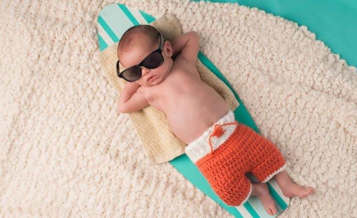 beste Zonnebrillen voor baby's