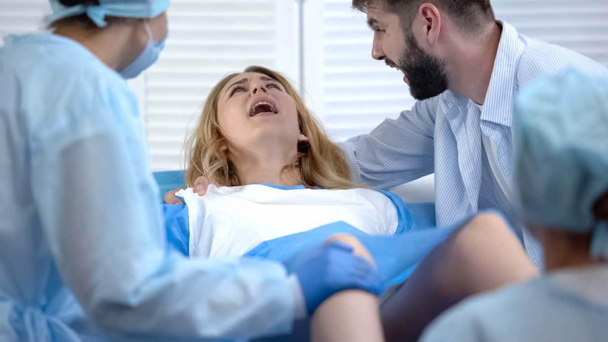 bizarre uitspraken tijdens bevalling zwangerschap