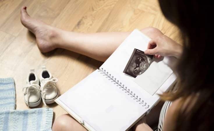 blijvend aandenken aan de zwangerschap
