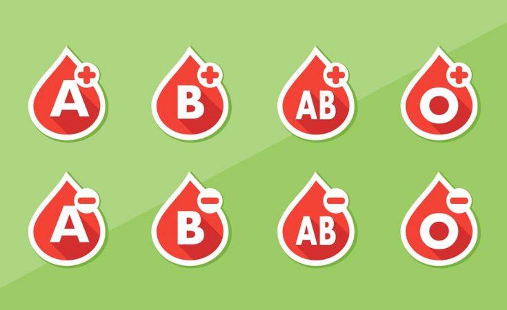 bloedgroep baby bepalen