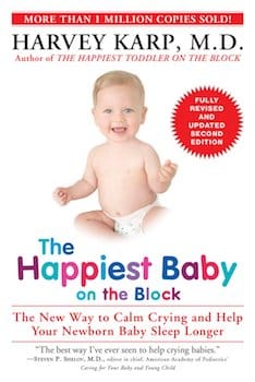 boek happiest baby on de the block harvey karp