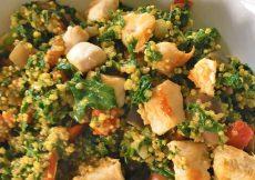 boerenkool met quinoa