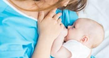 borstvoeding na een keizersnede geven