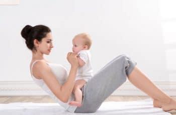 buik na zwangerschap kwijtraken