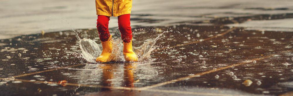 buiten spelen voor kind is goed voor weerstand en ogen
