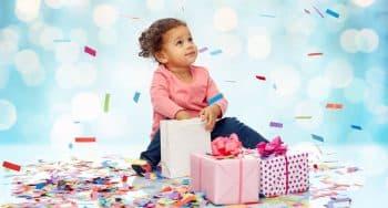 cadeautips voor een meisje van 2 jaar oud