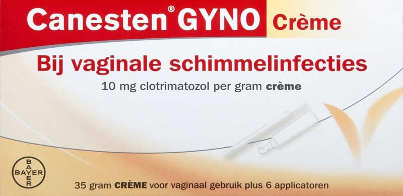 canesten gyno vaginale schimmelinfectie