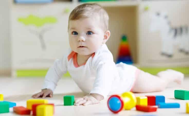 cognitieve ontwikkeling baby