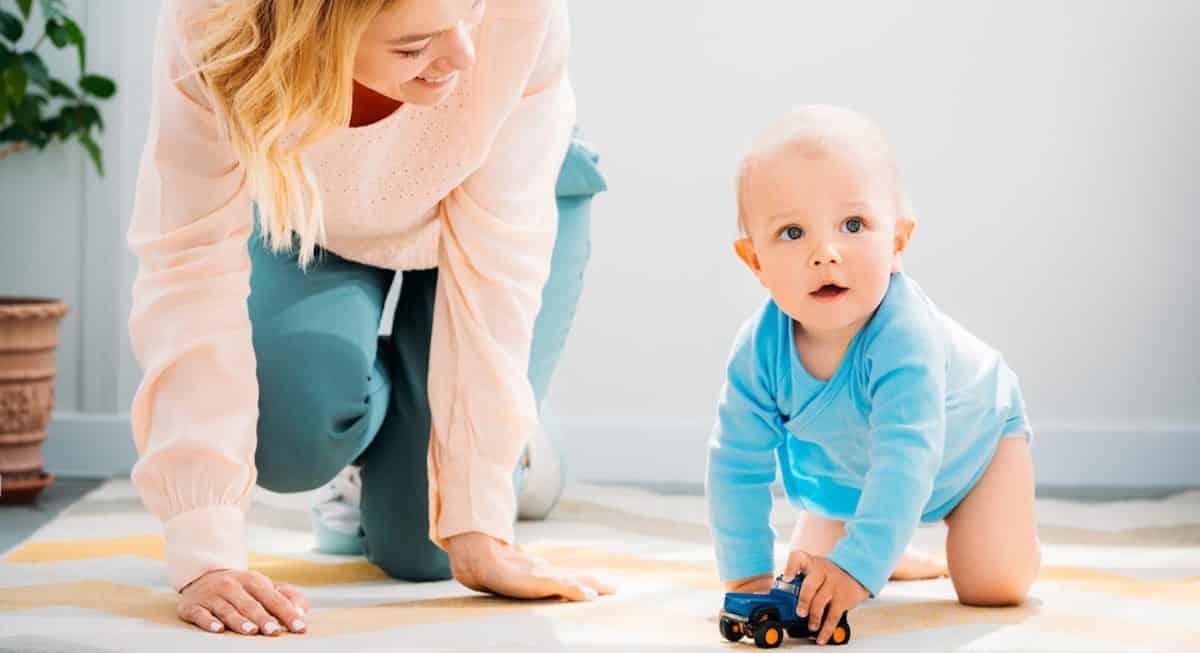 cognitieve ontwikkeling baby stimuleren