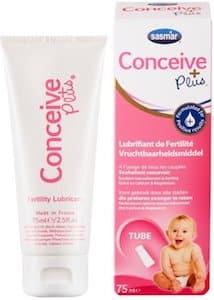 conceive plus glijmiddel zwanger worden