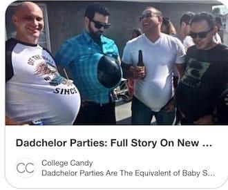 dadchelor party ideeen en tips