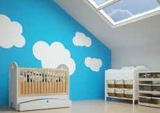 dakkapel laten plaatsen op de babykamer