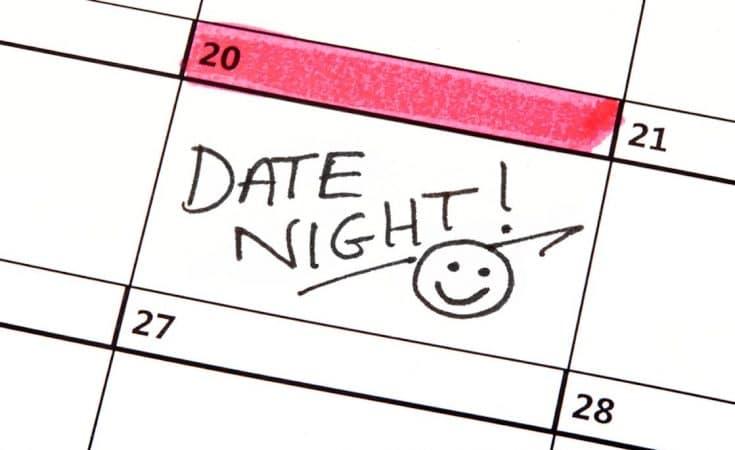 datenight na zwangerschap tips
