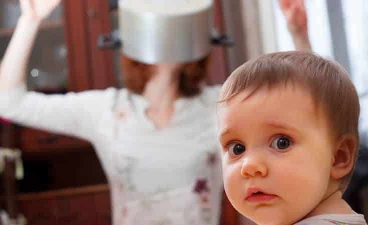 dingen begrijpen alleen ouders van een peuter