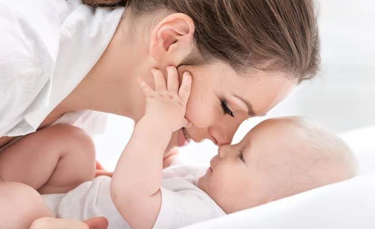 dingen die nieuwe moeders doen