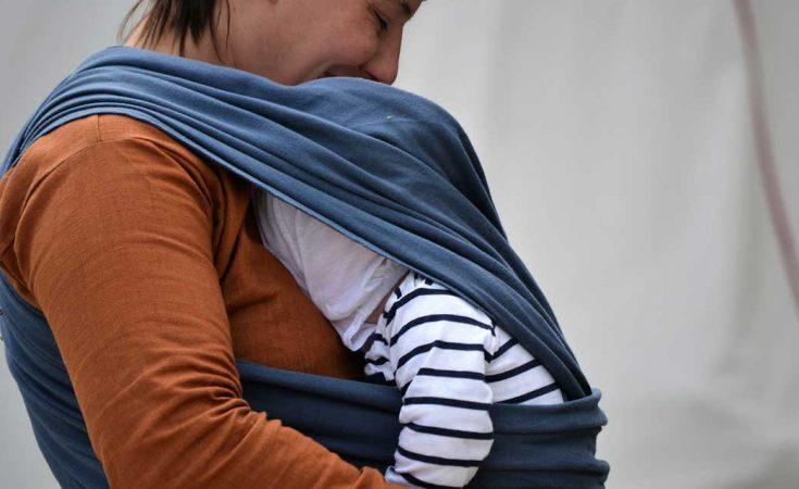 draagdoeken baby