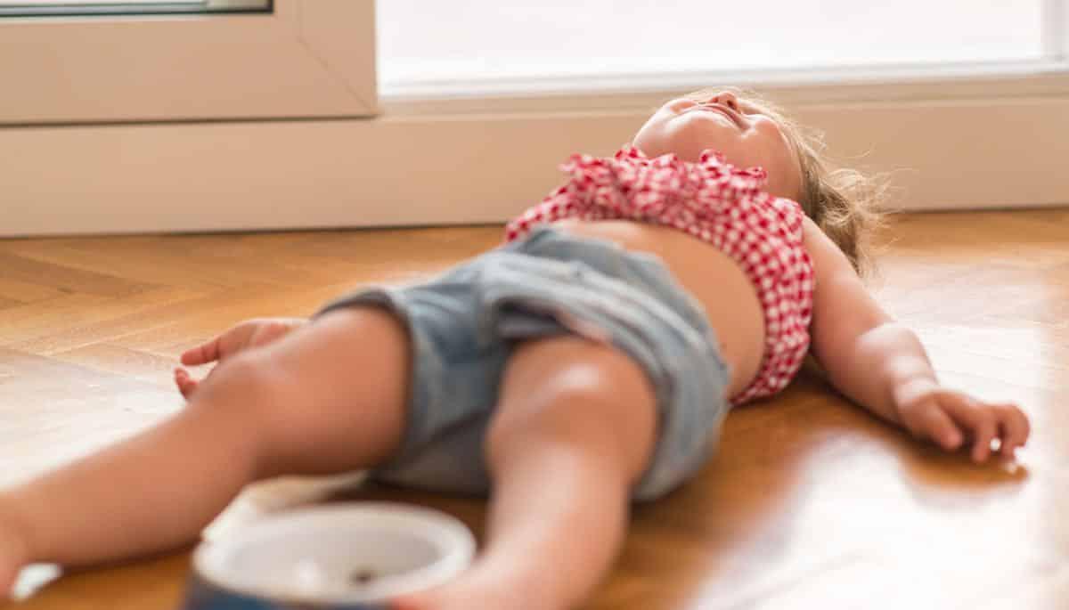 druk gedrag bij een kind
