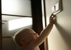 energiekosten van een baby