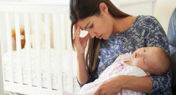 ervaring moeder gevoelens pasgeboren kind