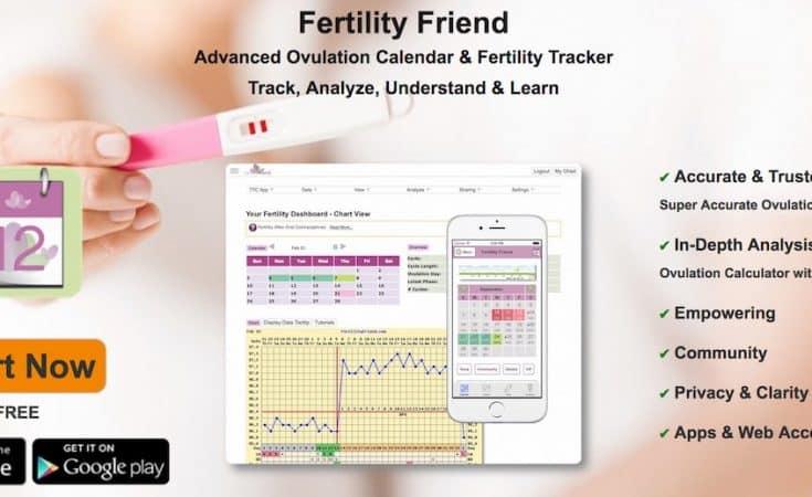 fertility friend ovulatie app