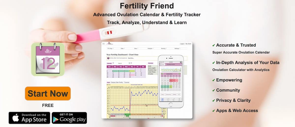 fertility friend ovulatie app