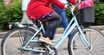 fietsen als je zwanger bent