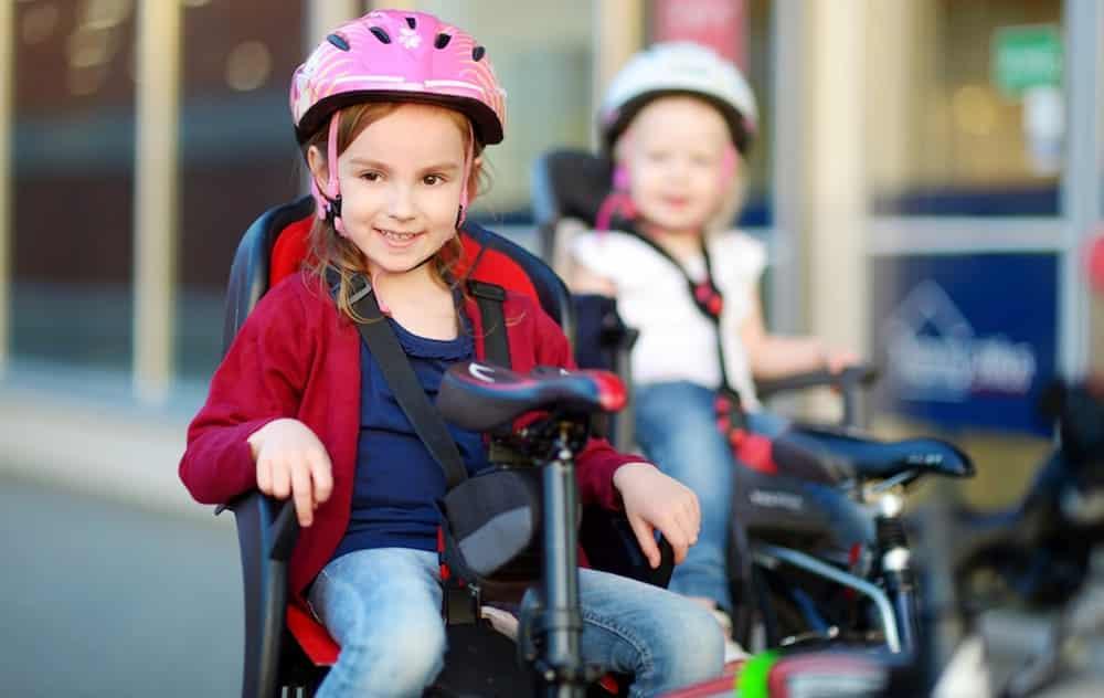 fietsen met baby waar op letten