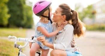 fietshelm voor je kind wel of niet doen
