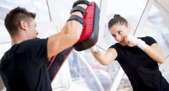 fit worden met boksen na zwangerschap