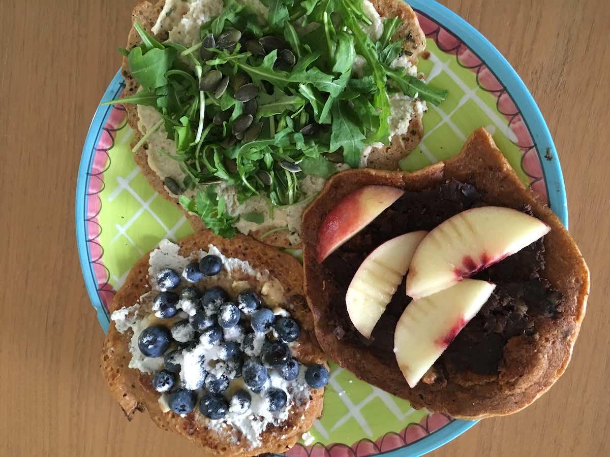 fruit als broodbeleg