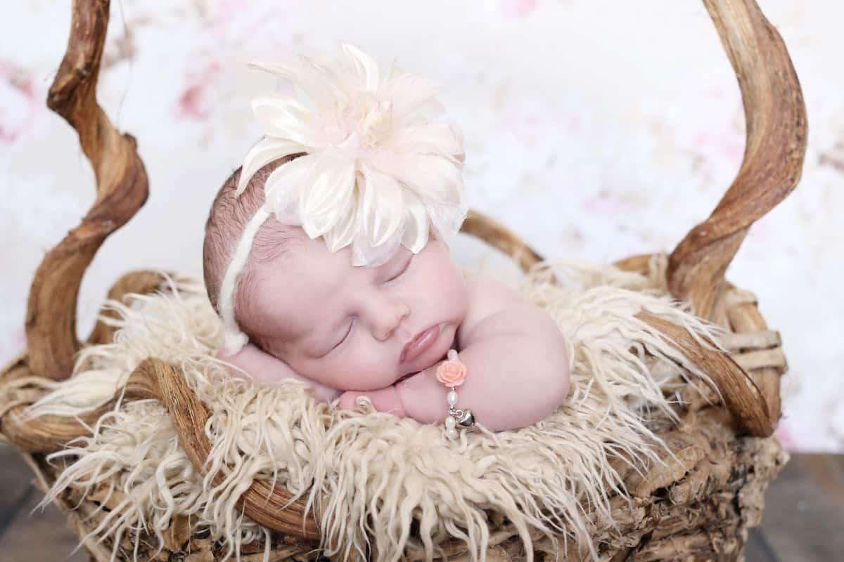 Babyshower cadeau tips geboorte armband