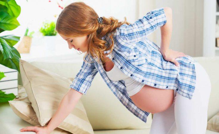 geen puf meer voor hebt aan het einde van de zwangerschap