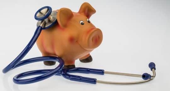 geld besparen op de vaste lasten