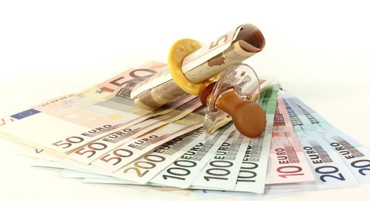 geld lenen voor de babykamer