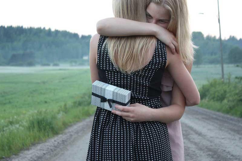 gemengde gevoelens vriendinnen
