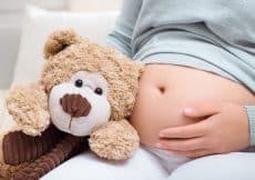 gewicht 42 weken zwanger baby moeder