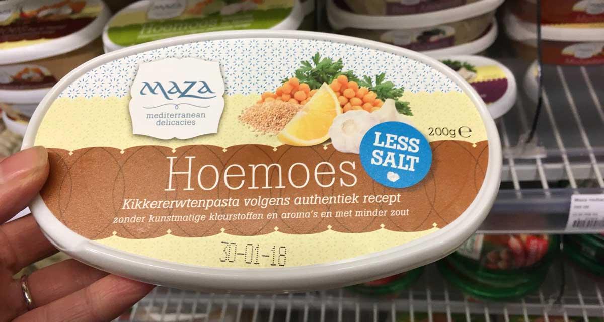 gezond broodbeleg voor zwangere vrouwen
